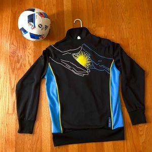 FIFA World Cup 2010 Track Jacket, Argentina - EUC